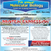 7th Annual Molecular Biology Hands-on-training workshop: 7-11 August,2017